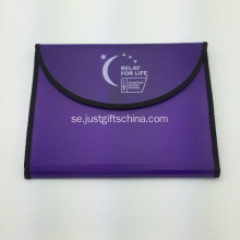Custom Promotional Padfolios Med Velcro Cover