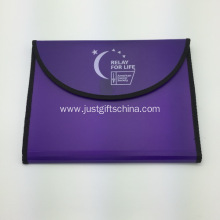 Custom Promotional Padfolios With Velcro Cover