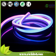 Chaleco antilavado lechoso LED neón LED con 230V