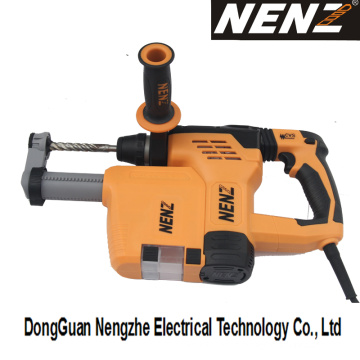 Nz30-01 Patented Design Rotary Hammer with Dust Extraction