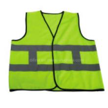 Sicherheitsbekleidung mit hoher Sichtbarkeit