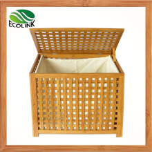 Bamboo Weaving Storage Hamper / Laundry Hamper / Laundry Basket