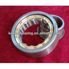 Rolamento de rolos cilíndricos Rolamentos de gaiola de aço e gaiola de latão, rolamentos