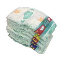Cotton Disposable Baby Diapers Popular Chile Diapers