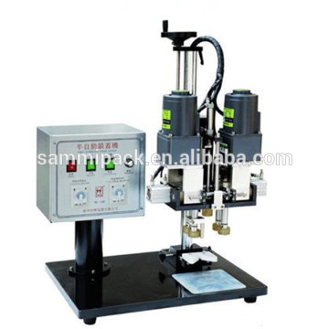 Low price normal latest automatic liner capping machine