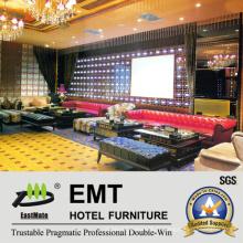 Ensemble de canapé KTV pour les loisirs de haute classe (EMT-KTV02)