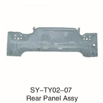 TOYOTA Corolla 2002-2006 Rear Panel Assy