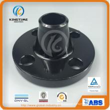 Acero al carbono A105n soldar brida brida forjada a ASME B16.5 (KT0010)