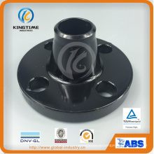 A105n углеродистая сталь сварки шеи фланец фланец кованые ASME B16.5 (KT0010)