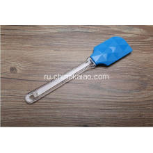 practical cake tool stainless steel silicone spatula