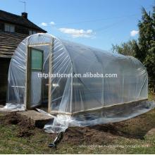 Rollo de película plástica de invernadero / película plástica de agricultura para invernadero