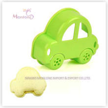 Bakeware Cake Tools Car-Shaped Plastic Sandwich Mould