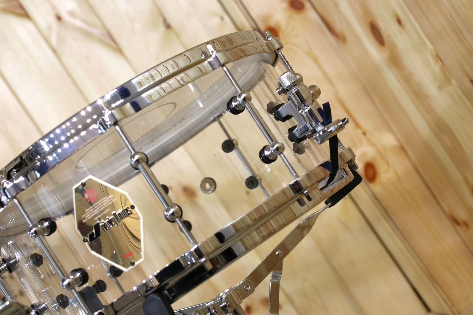ACRYLIC Drum Set