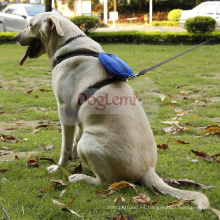 2017 Doglemi Best Selling Nylon Portátil grande Pet Dog Harness