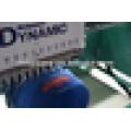 Máquina computarizada del bordado de la camiseta de la sola cabeza