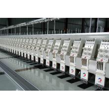 Lejia máquina de bordar plana 42 cabezas