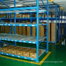 Medium Duty Q235 Steel Rack