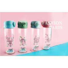 Paris Animal Glass Mug For Wholesale
