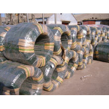 PVC revestido Wire, Chain Link Esgrima Material