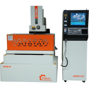 Closed Loop Wire Cut EDM Machine
