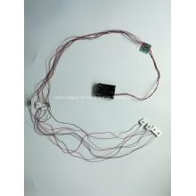 Éclairage LED, clignotant d'affichage de position, voyant clignotant
