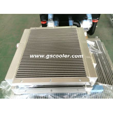Air Oil Heat Exchanger for Air Screw Compressor