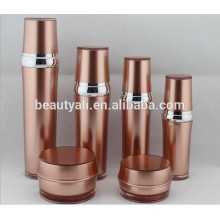 15ml 30ml 50ml Drum Luxury Cosmetic Packaging Vente en gros de pot acrylique