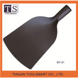 forged garden tools digging Mn steel shovel head with wooden or fiber glass handle