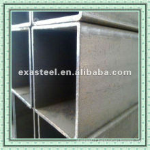 galvanized Welded Square Steel Pipe in stock