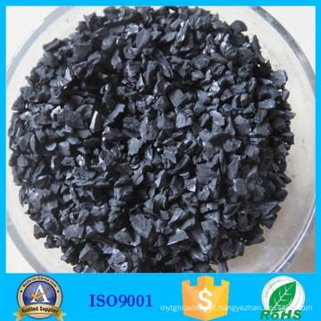 casca de noz carvão ativado para dessulfurização de óleo diesel