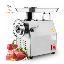 Professional Food Processing Machine Industrial Electric Meat Mincer 32 Stainless Steel Meat Grinder Machine