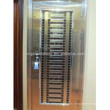 Diseño de la puerta de la parrilla de acero