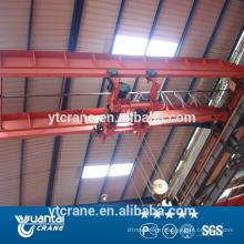 5 tonnes à 30 tonnes LH modèle Double poutre EOT Overhead Crane