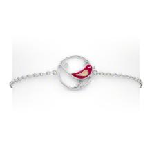 Neueste 925 Silber Schmuck Set Kinder Tier Armband & Armreif (KT3503)