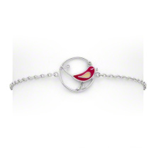 Últimas 925 jóias de prata Set Bracelet Animal Crianças e Bangle (KT3503)