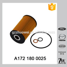 High flow auto lube oil cleaner for lubrication system A172 180 00 25 for Germany car models