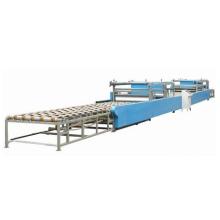 Linha de produção plástica da tubulação de PPR / PP / PE-RT