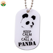 Factory Price Customized Printed Epoxy Dog Tag