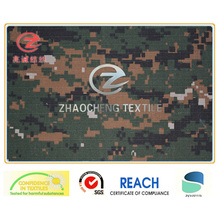 T/C65/35 Ribstop Fabric with American Style Printing (ZCBP244)