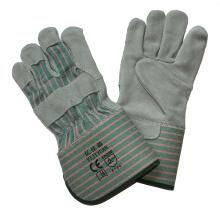 12 pulgadas anti corte de cuero de seguridad guantes de trabajo de Gaozhou fabricante
