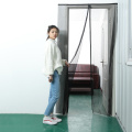 diy magnetic screen door curtain rod asda