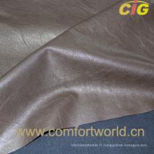Cuir PU pour vêtement (SCPU04034)