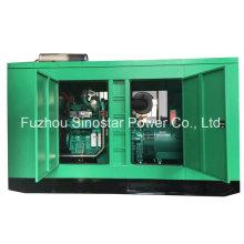 Groupe électrogène silencieux diesel de 300 kilowatts 375 kVA CUMMINS 50Hz 3 phase