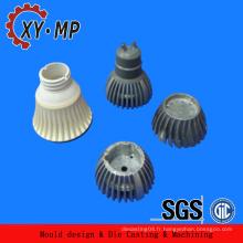 Fabricant professionnel dissipateur de chaleur moulé sous pression en aluminium