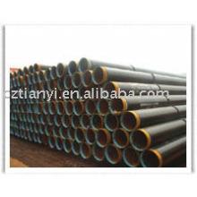 Hebei cangzhou negociação sem emenda tubo de aço heavyr-calibre parede grossa tubo de aço sem costura