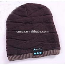 PK18ST013 2018 neue Mode drahtlose Kopfhörer Winter Mütze Wireless Kopfhörer Hut