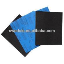SATC-Norton carbure de silicium (S / C) Papier abrasif à base de diamant humide et sec pour le polissage et le meulage