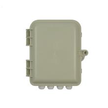 Caja divisora óptica de fibra de 12 puertos
