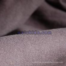 Tejido de algodón cepillado