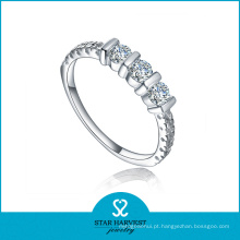 Alta qualidade fina 925 anel de jóias de prata para senhoras (r-0404)